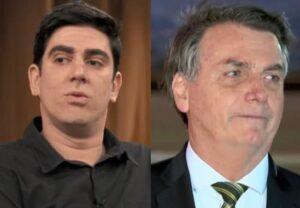 Marcelo Adnet perde a paciência com Bolsonaro e fala poucas e boas