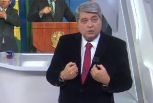Partido testa Datena em pesquisas para presidência, senado e governo de SP