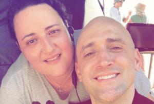 Irmã de Paulo Gustavo surge em foto chorando e faz desabafo