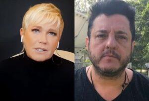 Xuxa fica chocada ao ver elogio de Bruno, da dupla com Marrone, a Bolsonaro