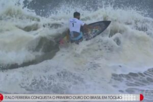 Ítalo Ferreira: da prancha de isopor à glória eterna nas Olimpíadas. Veja fotos do medalhista de ouro!