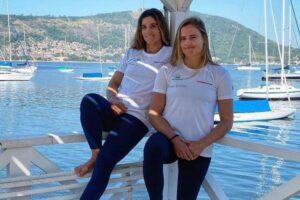 Veja fotos de Martine Grael e Kahena Kunze, bicampeãs brasileiras na competição de vela das Olimpíadas