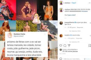 João Guilherme 'topa' De Férias com Ex após polêmica com Jade Picon